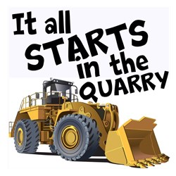 It all Starts in the Quarry