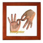 Interpreter Hands