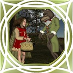 Little Red Riding Hood - In The Forest