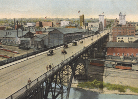 Vintage Youngstown - Market Street Viaduct
