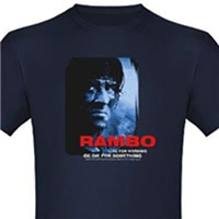 Rambo Die for Something