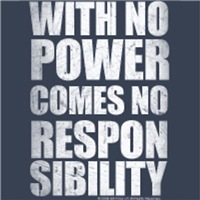 No Power No Responsibility