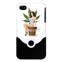 Weeds iphone Cases