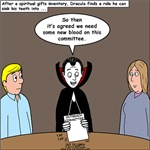 Dracula Committee Member
