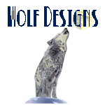Cool Wolf and Coyote Designs