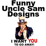 Funny Uncle Sam Designs