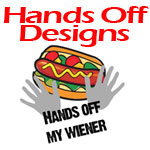 Funny Hands Off Designs