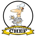WORLDS GREATEST CHEF