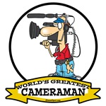 WORLDS GREATEST CAMERAMAN