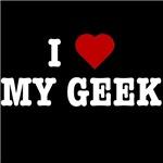 I Heart My Geek