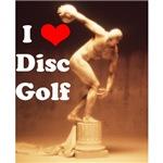 I Heart Disk Golf