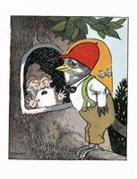 Miffed Gnome