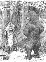 Why the Bear is a Wrestler