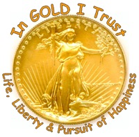 Gold Liberty Gold Motto Women's Clothing
