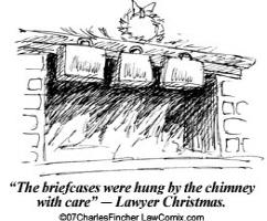Lawyer Christmas