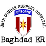 86th Combat Support Hospital - Baghdad