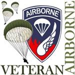 Airborne Veteran - 187th Airborne
