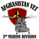 3d MarDiv Afghanistan - CH-46