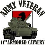 Army Veteran - M-60 Tank