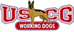 USCG Working Dogs