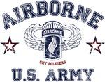 Army Airborne Grunge Style - 173rd Airborne
