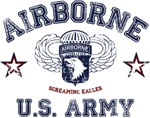 Army Airborne Grunge Style - 101st Airborne