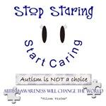 Stop Staring, Start Caring!