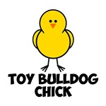 Toy Bulldog Chick