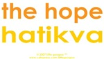 Bi-Lingual:THE HOPE, HATIKVA