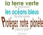 THE GREEN EARTH- La Terre Verte