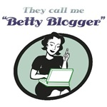 Woman Who Blogs (Betty Blogger)