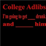 College adlibs
