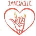 JANESVILLE (hand sign)