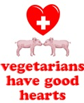Vegetarians Hearts