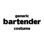 generic bartender costume