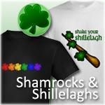 Shamrocks, Clovers and Shillelaghs