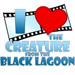 I Heart The Creature from the Black Lagoon