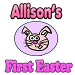 Allison's First Easter