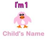 I'm 1 Pink Penguin