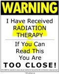 Radiation Warning