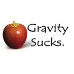Gravity Sucks