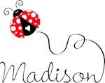 Ladybug (Personalized)