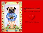 Pug-fully Yours Calendar