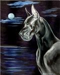 Great Dane Dark Moon