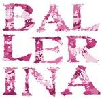 BALLERINA pink camo