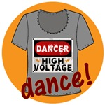 Great new t-shirts and gifts for all dancers!