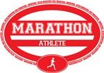 Marathon Oval - Women's (Red)