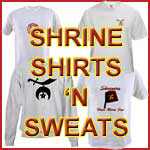 Shrine Shirts n' Sweats