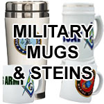 Military Mugs & Steins