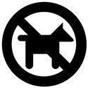 No Pets T-shirt, No Pets T-shirts